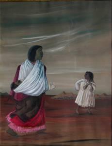 Gertrudis Chale Indios